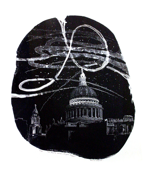 Anne Desmet - St Paul's Night Flight