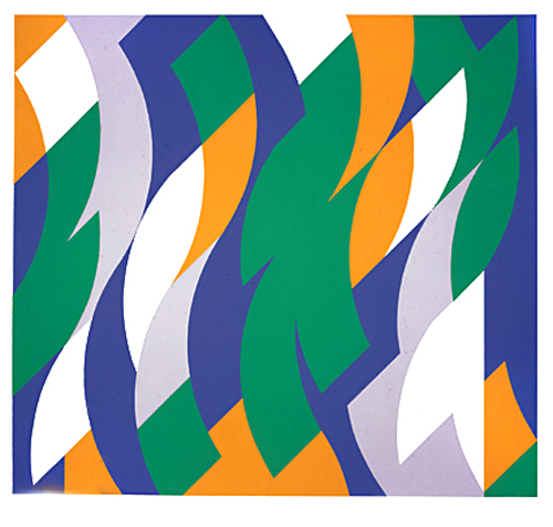 Bridget Riley - Start