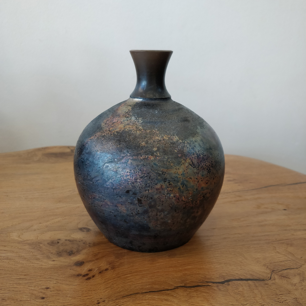 Copper Wash Bottle Medium