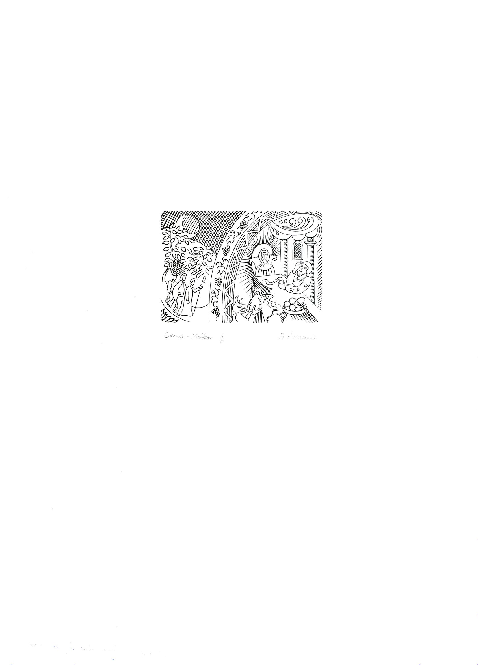 Comus (Folio Society)