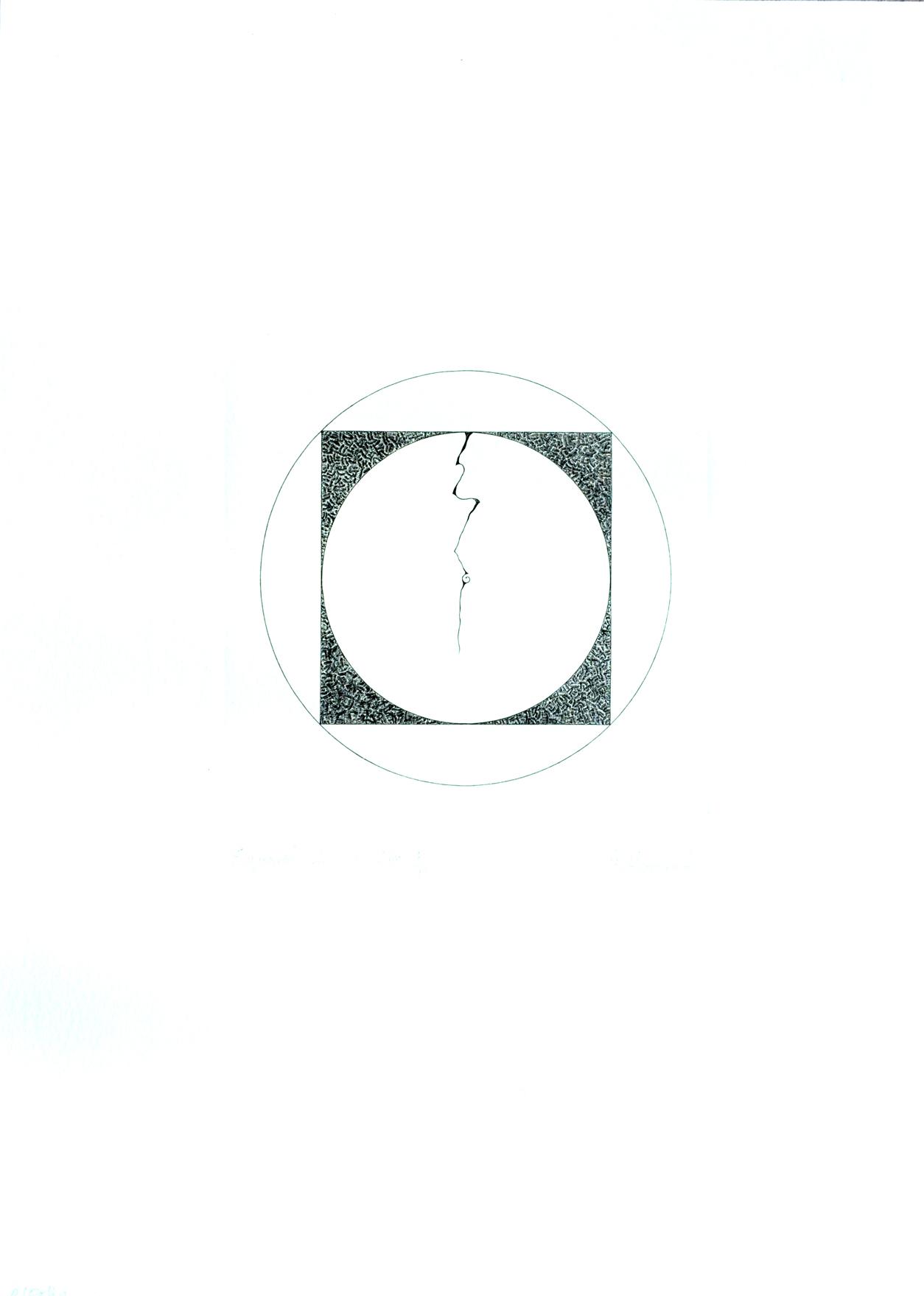 Squared Circle of Zen