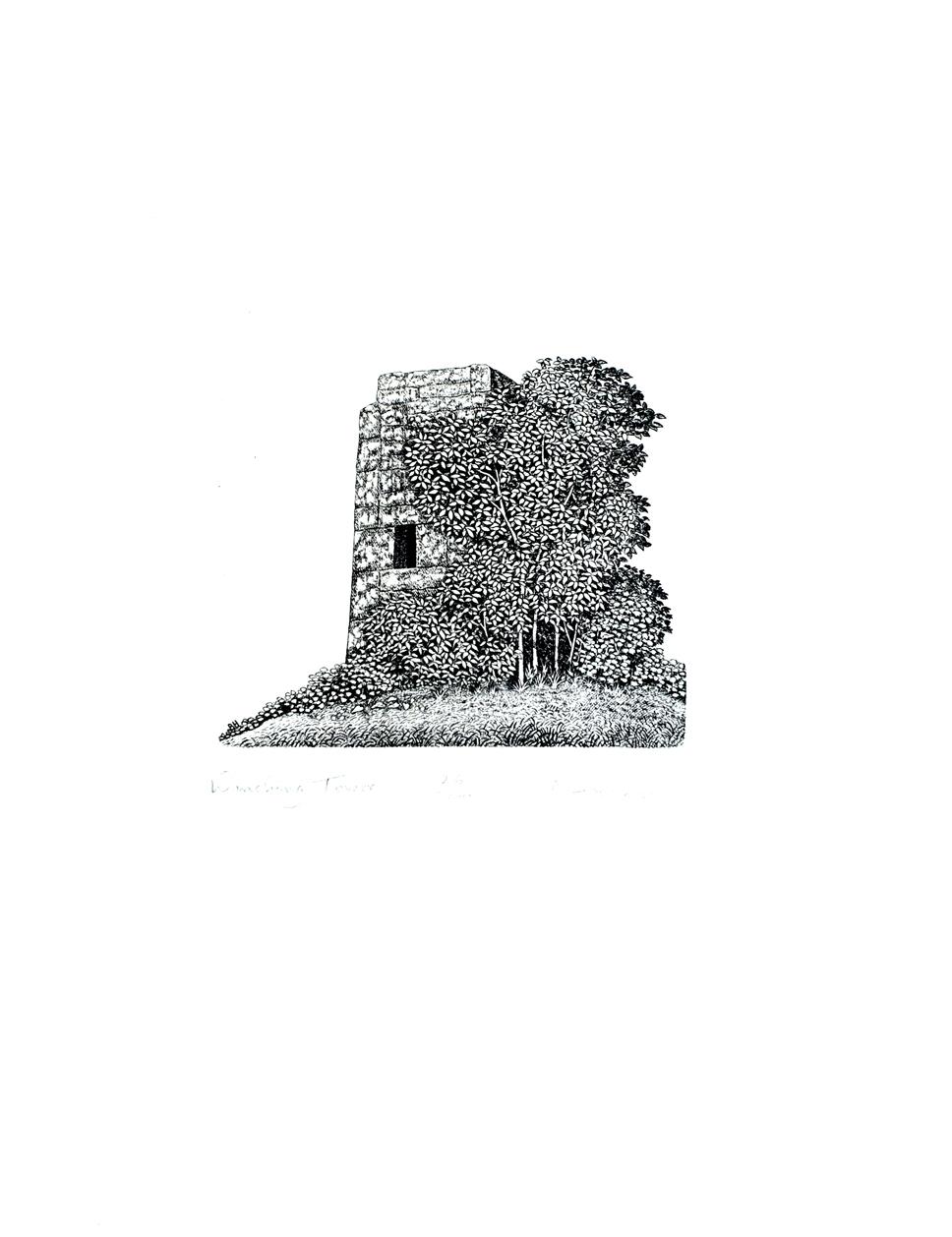 Winching Tower