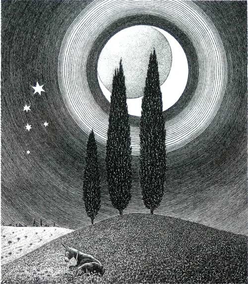 Iberian Moon