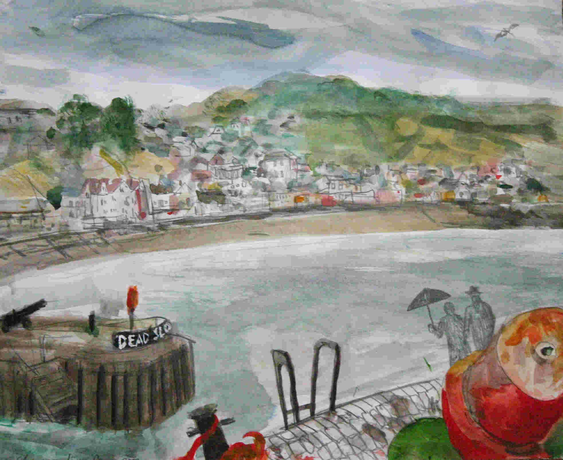 Dead Slow Lyme Regis