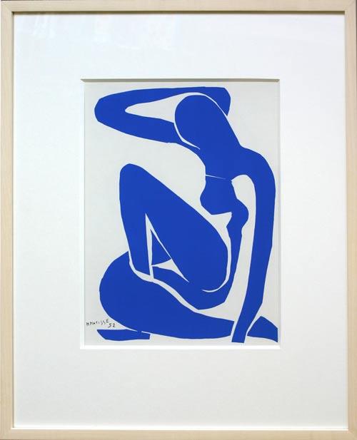 Nu Bleu VI
