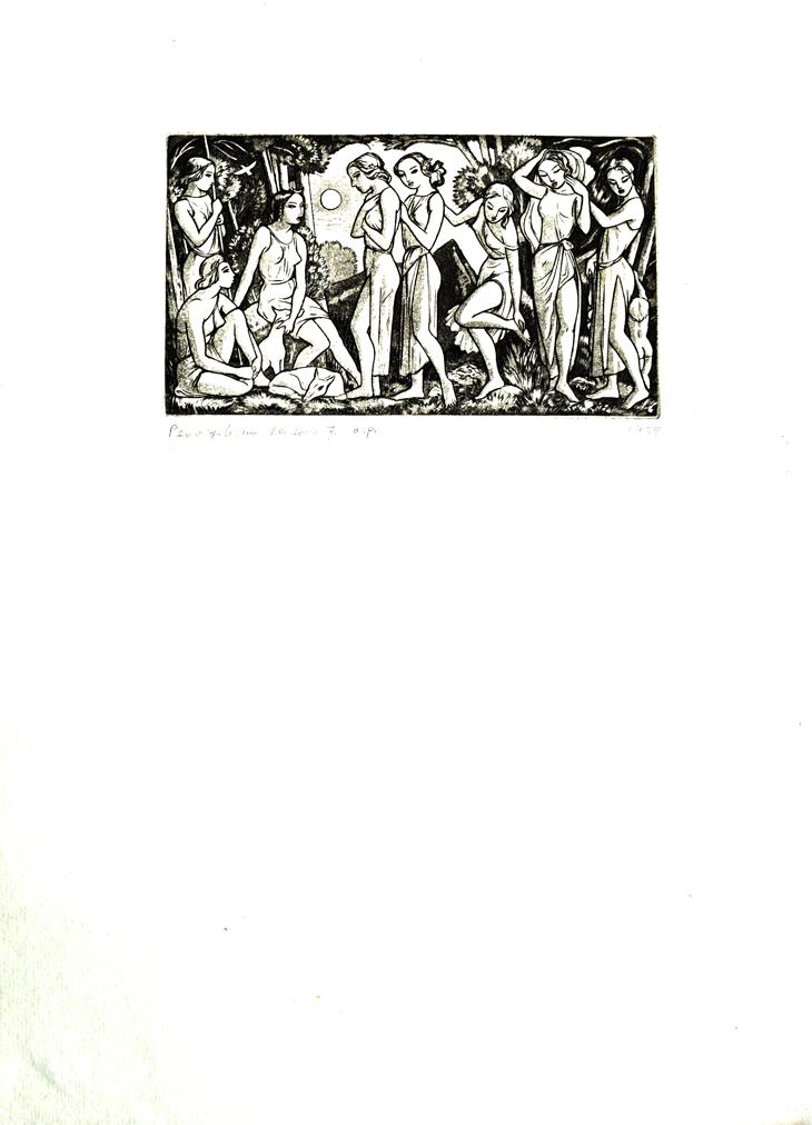 O Maid of Delos, Venus sends maids chaste as thou