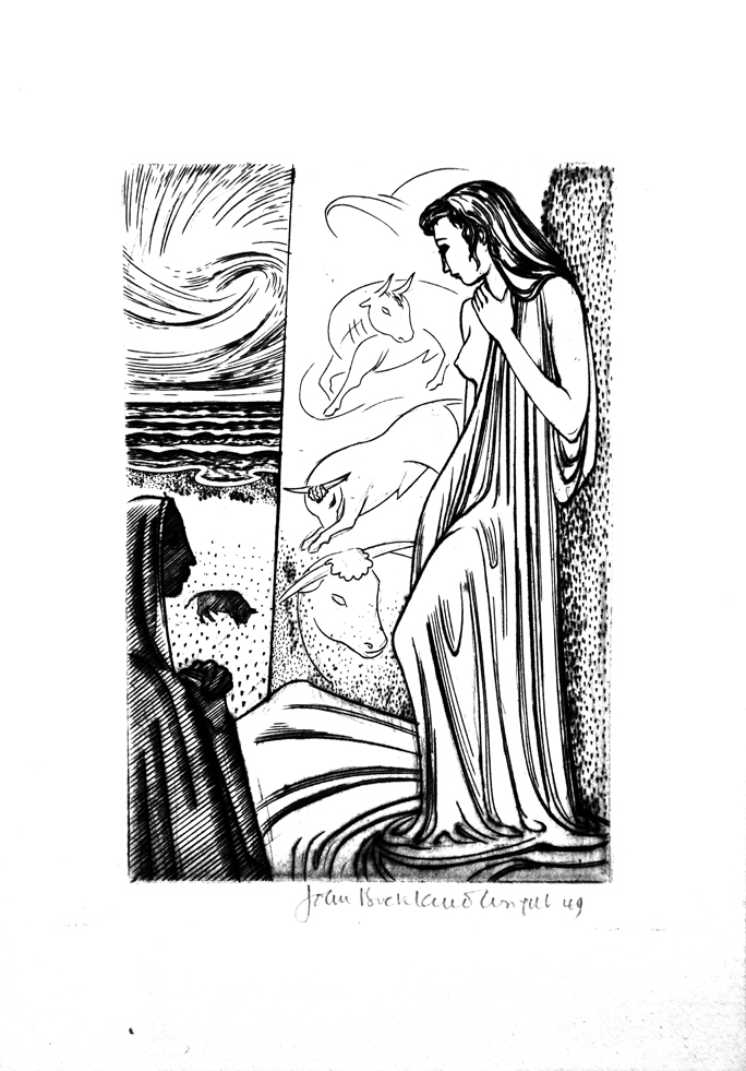 Pasiphae and the Nurse