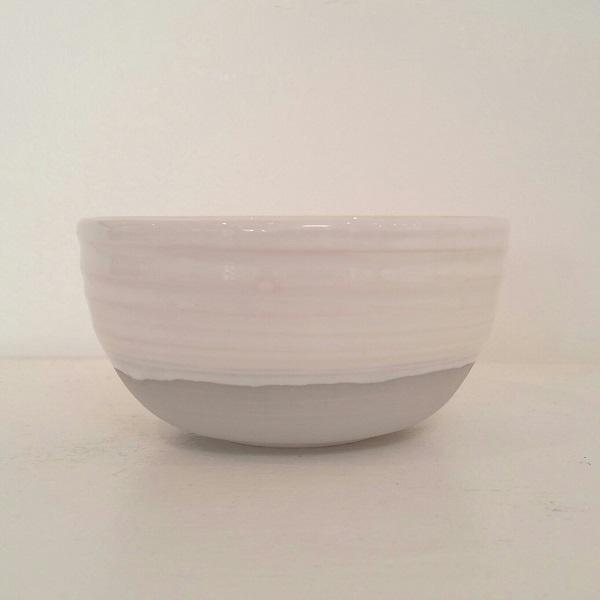 Grey Blue Bowl