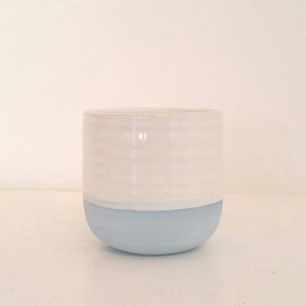 Light Blue Espresso Beaker