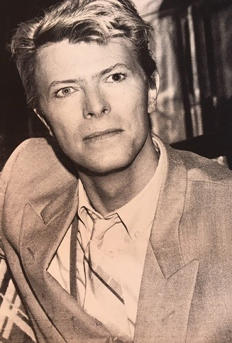 David Bowie (young Americans)