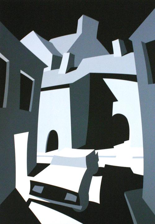The Cortina of Doctor Caligari (Large)