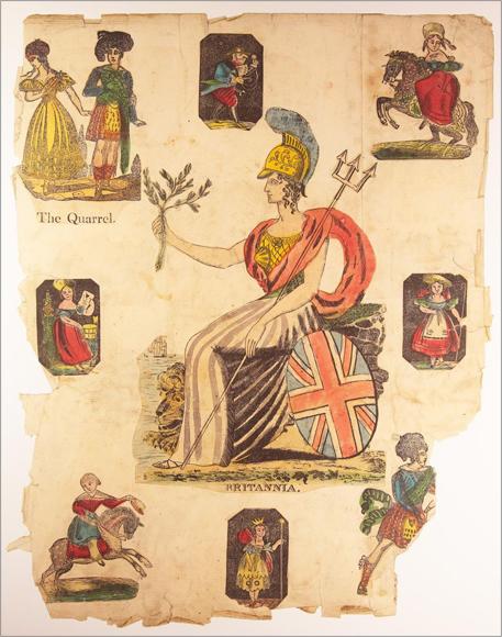 Found Art-Brittania