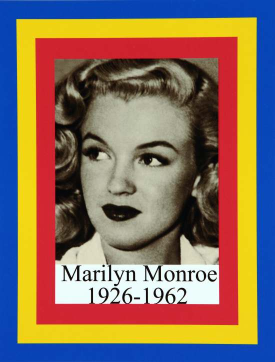 Legends - Marilyn Monroe