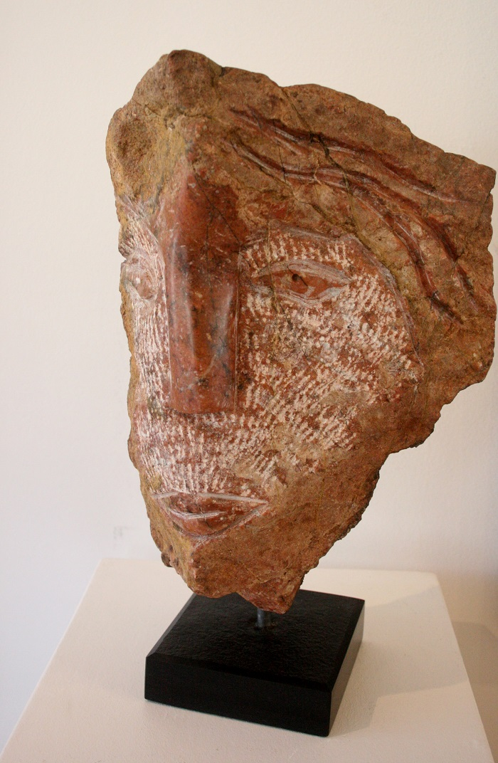 Face In the Stone