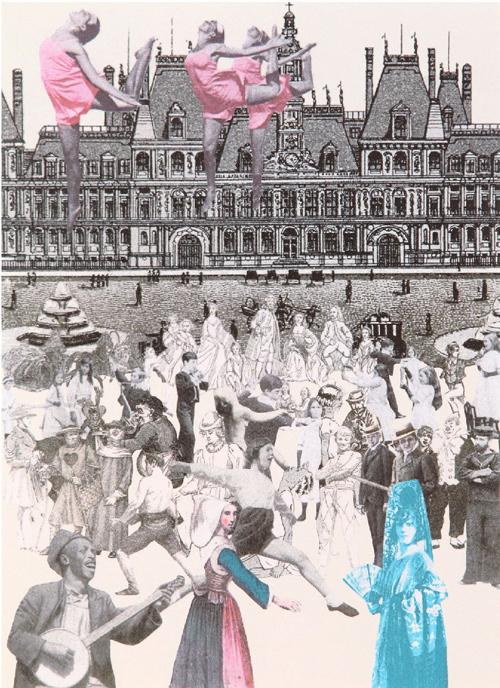 Paris Dancing