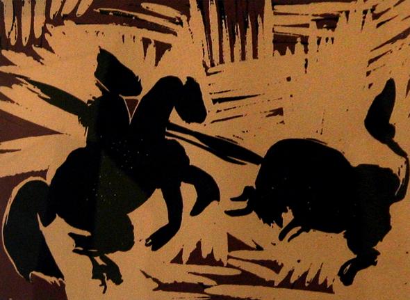 The Goading of the Bull