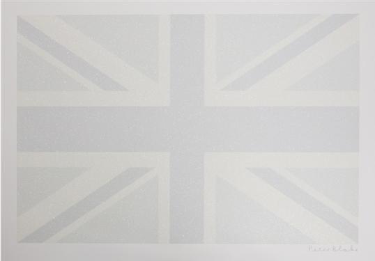 Union Flag (Greyscale)