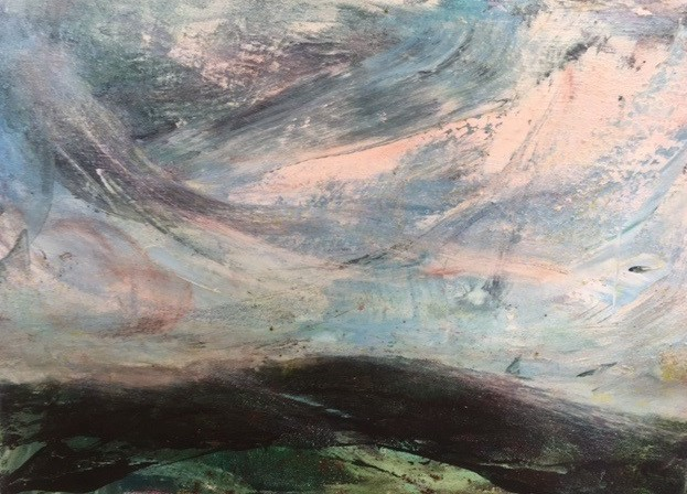 Dartmoor Gathering Storm (sold)