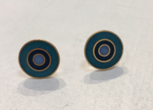 Green and Blue Studs