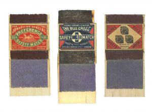 Three Matchboxes