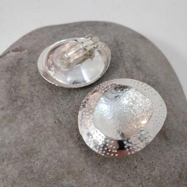 Limpet earrings