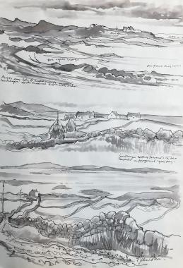 Co Donegal-Three Studies Along the Coast