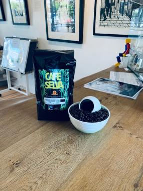 Café Selva Organic Fairtrade Coffee