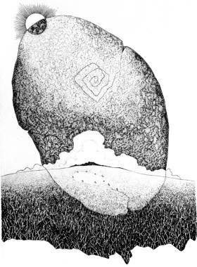 Transparant Moorstone