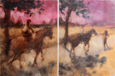 Double Horse, 2001