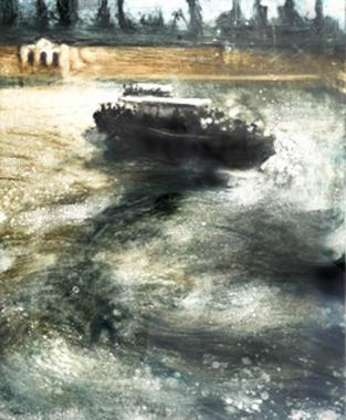 Verso il Cimertero IV, 2003