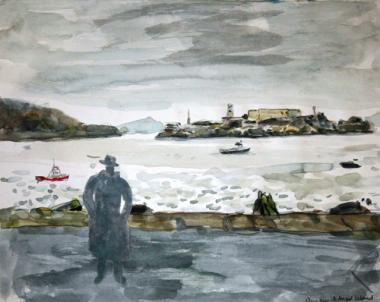 Alcatraz and Angel Island