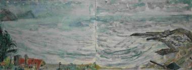 Storm Approaching Lyme Regis