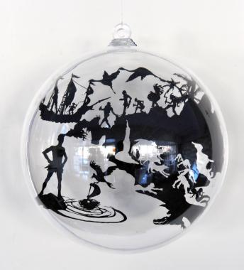 Bauble: Neverland Scene