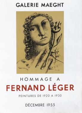 Untitled - Hommage a Fernand Leger