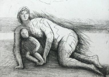 Mother & Child XXIV (1983)