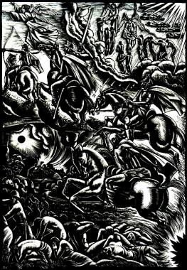 The Four Horseman of the Apocalypse: Apocalypse no. III