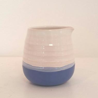 Dark Blue Tiny Jug