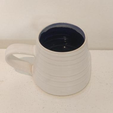 Rainbow Dark Blue Espresso Cup