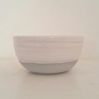 Grey Blue Bowl