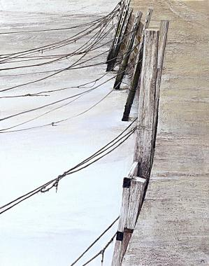 Ropes and Posts, Lyme Regis