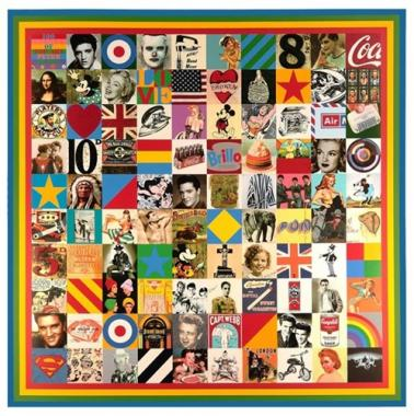100 Sources of Pop Art
