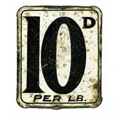 10d per lb