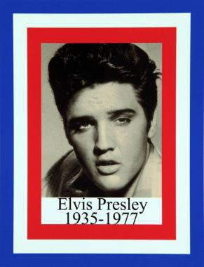 Legends - Elvis Presley