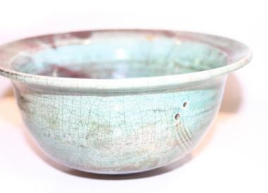 Turquoise/Copper(Green) Bowl