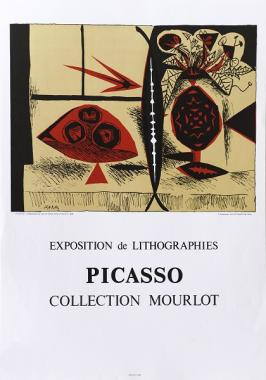 Exposition de Lithographies- Mourlot