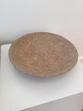 Stoneware Clay Bowl