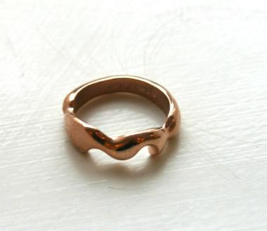 Ring - Rose Gold 9ct