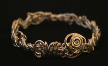 Squiggle Bracelet (large)