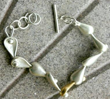 Bracelet - Silver Drop
