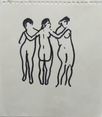 Three Graces c.1970